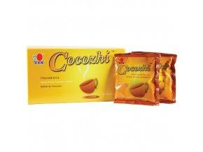 DXN Cocozhi čokoláda s ganodermou 20 sáčků x 32 g DMT: 01.06.2021