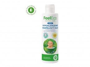 Feel Eco Hypoalergenní koupelový olej Baby 200 ml