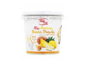 VitaCUP MIX (ananas, banán, physalis) - sušené ovoce mrazem 30 g