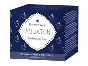 Ryor Hydratační krém s filtry UVA+B Aquaton 50 ml DMT: 01.07.2021