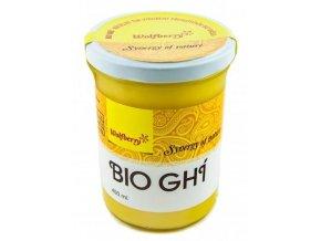 Wolfberry Bio Ghí - přepuštěné máslo 400ml DMT: 30.09.2021