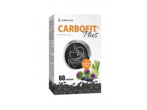 Carbofit Plus 60 tob.