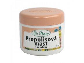Dr. Popov Propolisová mast s medem 50 ml
