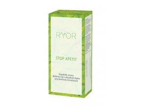Ryor Stop apetit bylinný čaj 20x1.5g