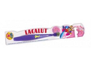 Lacalut dětský zubní kartáček 0-4