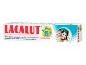 Lacalut dětská zubní pasta pro děti od 8 let – pro mládež 50 ml