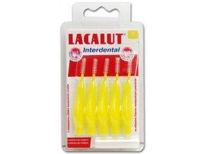 Lacalut mezizubní kartáčky L 4,0 mm 5 ks