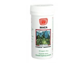 Dr. Popov Kořen Maca 60 kapslí