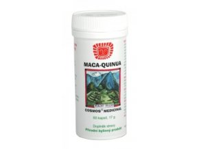 Dr. Popov Maca-Quinua 60 kapslí