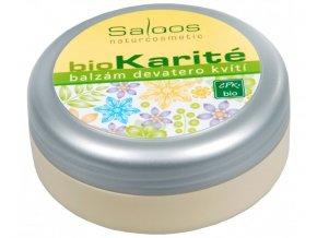 Saloos Bio Karité balzám - Devatero kvítí