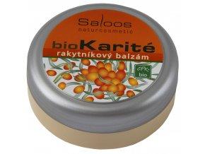 Saloos Bio Karité balzám - Rakytníkový 50 ml