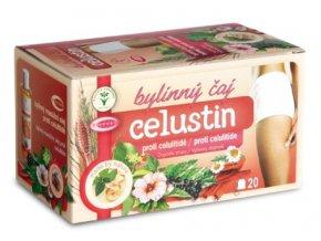 Topvet čaj bylinný Celustin proti celulitidě 20x1.5g