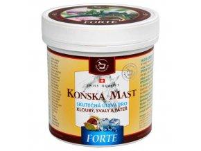 Herbamedicus Koňská mast FORTE chladivá 250 ml