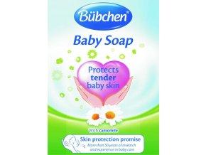 Bübchen Baby dětské mýdlo 125g