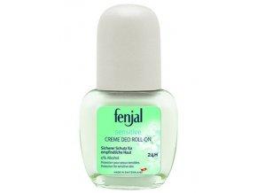 Fenjal Krémový deodorant roll-on pro citlivou pokožku Sensitive 50 ml