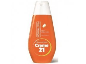 Creme21 telove mleko pro normalni plet