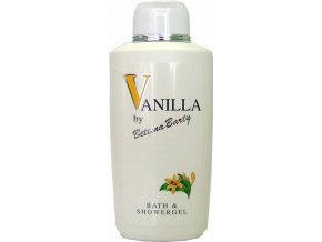Bettina Barty sprchový gel Vanilla 500ml