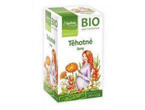 Apotheke Bio Bylinný čaj pro těhotné ženy 20x1.5g