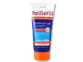 panthenol gel