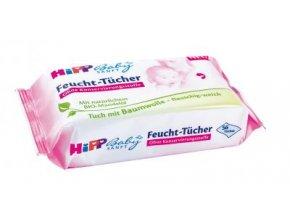 HIPP Dětské čistící vlhčené ubrousky 56 ks