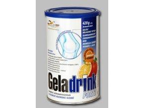 Orling Geladrink Forte nápoj pomeranč 420g