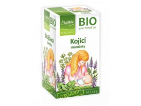 Apotheke Bio Bylinný čaj pro kojící matky 20x1,5g
