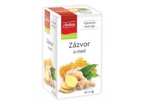 Apotheke Zázvor a med čaj 20x2g