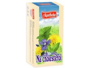 Apotheke Na cholesterol čaj 20x1.5g