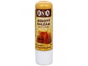 EVA Cosmetics Medový balzám na rty proti oparům 5 g
