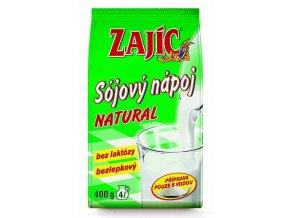 Mogador Sójový nápoj Zajíc natural sáček 400 g