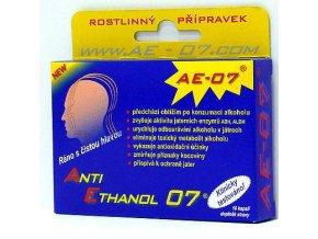 Avicenna Anti Ethanol 07 AE-07 5 x 2 kapsle