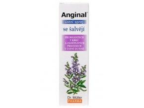 Dr. Muller Anginal ústní sprej se šalvějí 30 ml