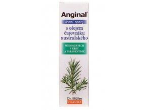 Dr. Muller Anginal ústní sprej s olejem čajovníku australského 30 ml