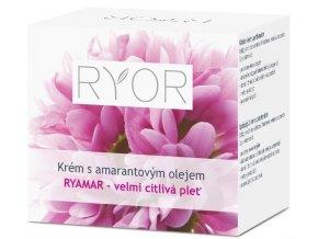 Ryor Krém s amarantovým olejem pro velmi citlivou pleť Ryamar 50 ml