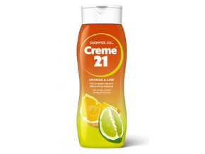 Creme21 Sprchový Gel Pomeranč & limetka 250 ml