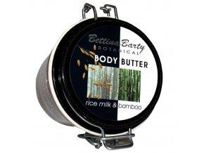 Bettina Barty Botanical tělový krém Bamboo 400ml