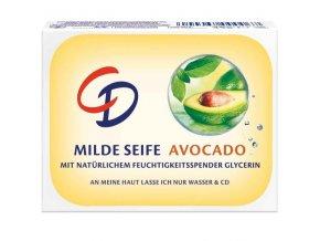 CD Mýdlo Avocado 125g