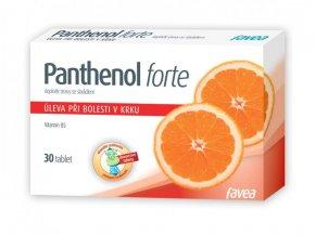 Favea Panthenol forte 30 tbl.