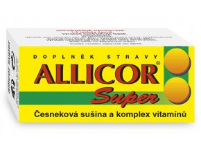 Naturvita Allicor Super 60 tbl.