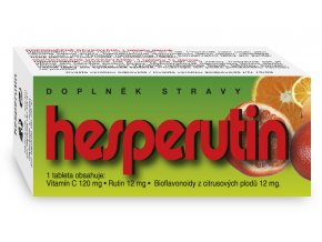 Naturvita Hesperutin s neutrální formou vitamínu C 60 tbl.