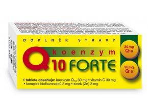 Naturvita Koenzym Q10 Forte 30mg 60 tbl.