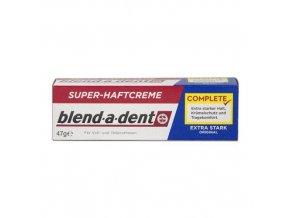 Blend-a-dent upevňující krém na zubní náhrady EXTRA STARK 47g