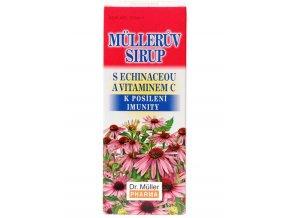 Dr. Muller Müllerův sirup s echinaceou a vitaminem C 320g