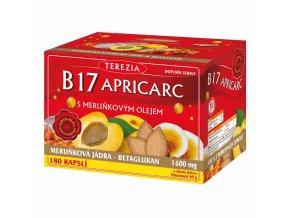 Terezia B17 Apricarc s meruňkovým olejem