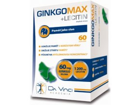 Simply You GinkgoMax + Lecitin 60 tob.
