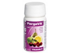PargaVit Vitamín C Mix Plus 120 tbl.