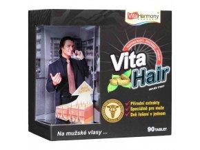 VitaHarmony VitaHair vlasový stimulátor pro muže 90 tbl.