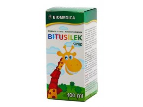 Biomedica Bitusílek sirup 100 ml