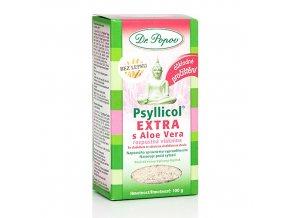 Dr. Popov Vláknina Psyllicol Extra s Aloe Vera 100 g