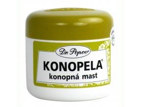 Dr. Popov Konopná mast Konopela 50 ml